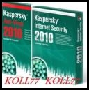Kaspersky Anti-Virus & Internet Security 2010 9.0.0.736 CF2 Final [ENG] [+Keys]