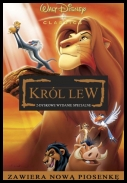 Król Lew / Lion King, The (1994) *DVDRiP.XviD Dubbing PL*