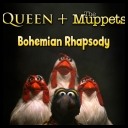 Queen and The Muppets-Bohemian Rhapsody [Web][2009][mp3@320 kbps]