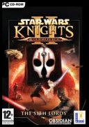 Star Wars Knights of the Old Republic II - The Sith Lords[2005][ISO][DE][4xCD]
