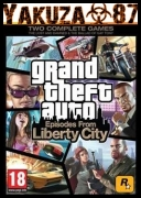 Grand Theft Auto 4: Episodes From Liberty City - Two Complete Games *2010* [ENG] [EPIDEM] [CLONEDVD]