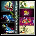 50 Amazing Psychedelic HQ Wallpapers Collection [1920x1200][JPG][AgusiQ] ♥