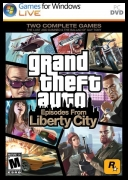 Grand Theft Auto Episodes from Liberty City 2010 -RELOADED 2xDVD ISO ENG