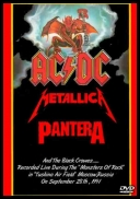 Monsters of Rock- AC-DC, Pantera & Metallica [Live in Moscow, Russia ] [1991] [XviD]