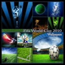 100 Awesome New Fifa World Cup 2010 Wallpapers [2560 x 1600][JPG]